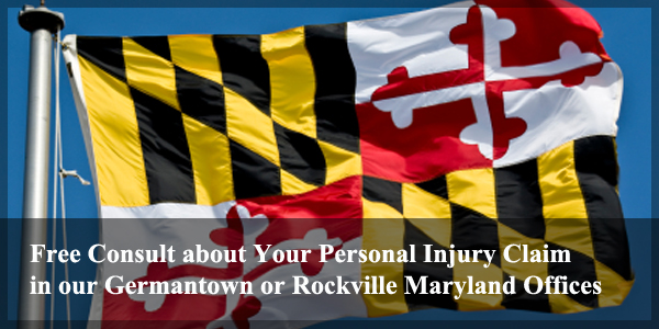 Rockville personal injury lawyer
